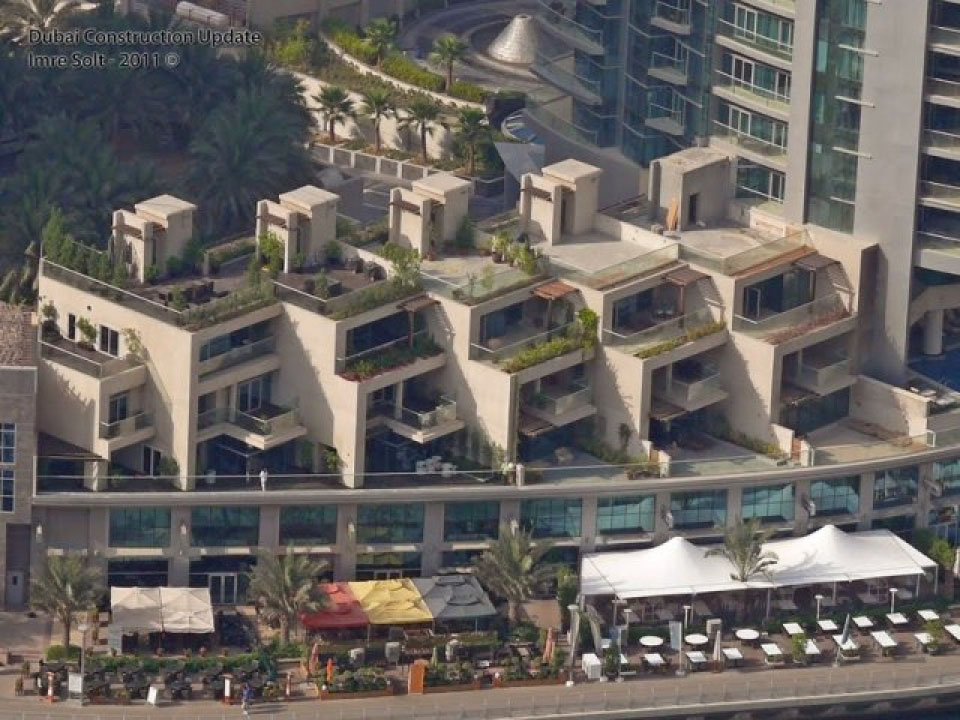 Dubai, Emirati Arabi – Villette a Marinascape – Vendita