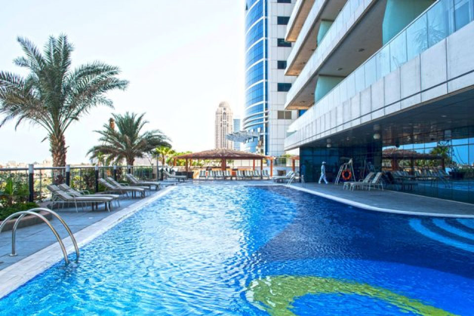 Dubai, Emirati Arabi – Ocean Heghts – Appartamento – Vendita