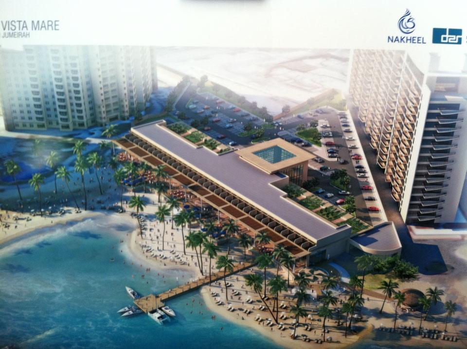 Dubai, Emirati Arabi – Club Vista Mare – Appartamenti – Vendita