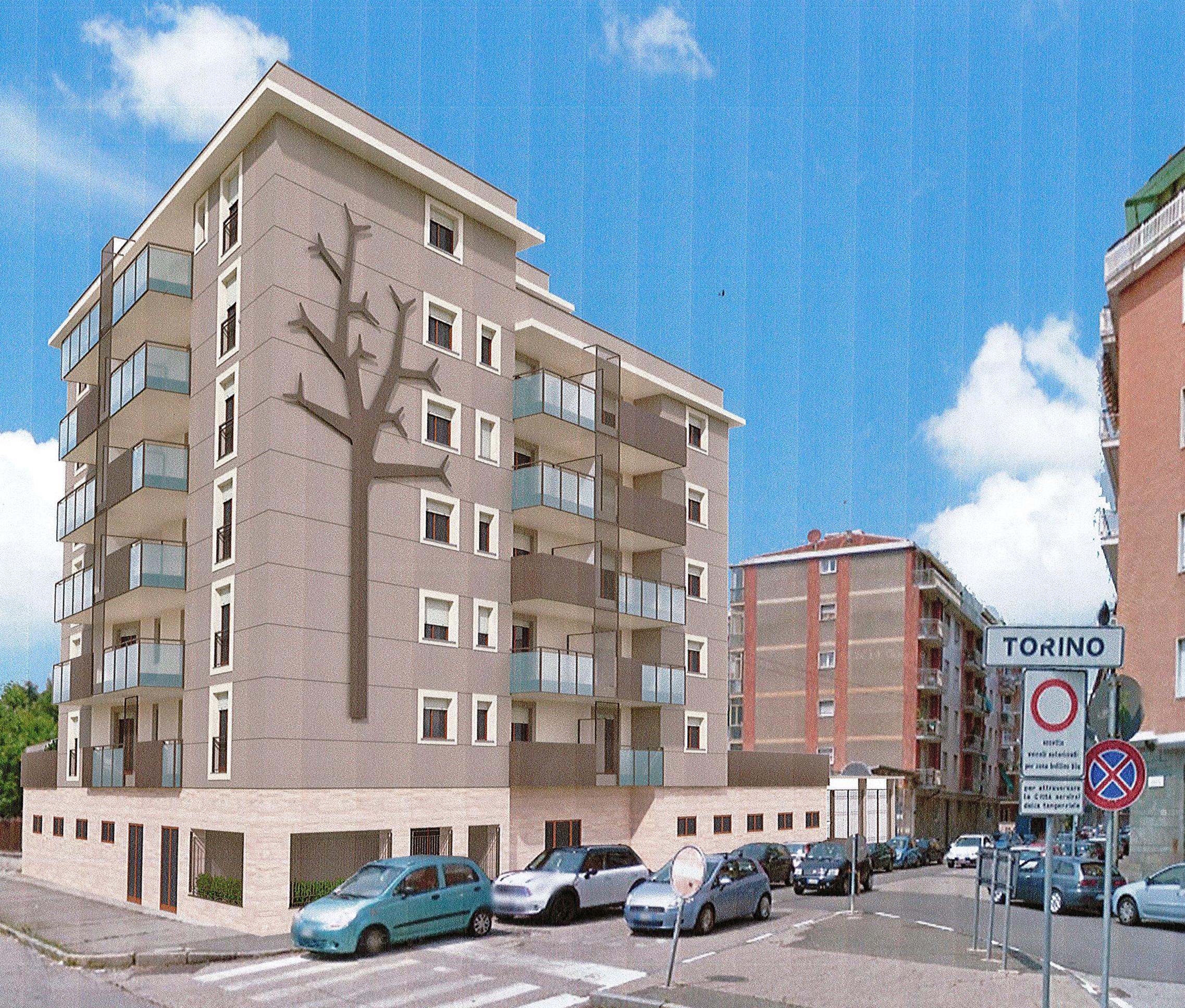 Rif.397 – Nuova costruzione Via San Giorgio Canavese n.44, Torino