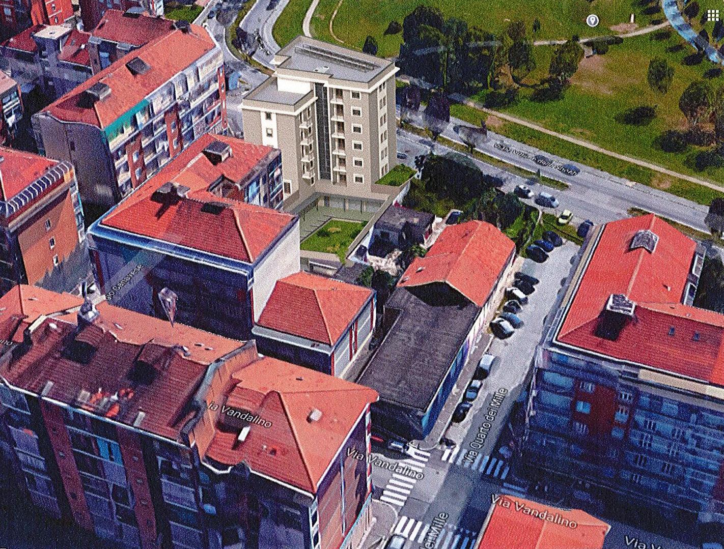 Rif. 397 – Nuova costruzione Via San Giorgio Canavese n.44 – Torino