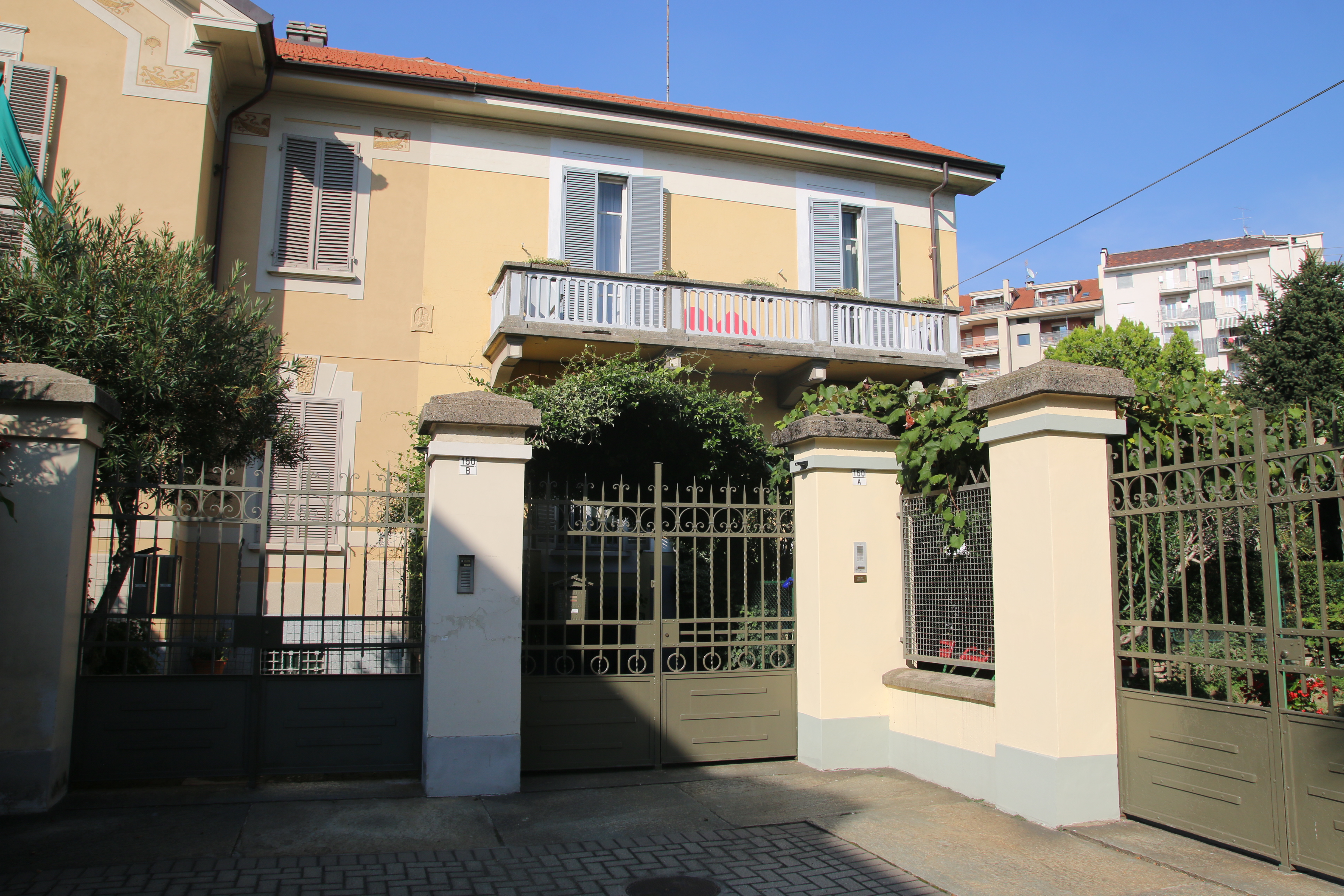 Rif.452 – Porzione di casa Corso Rosselli 150/A, Torino