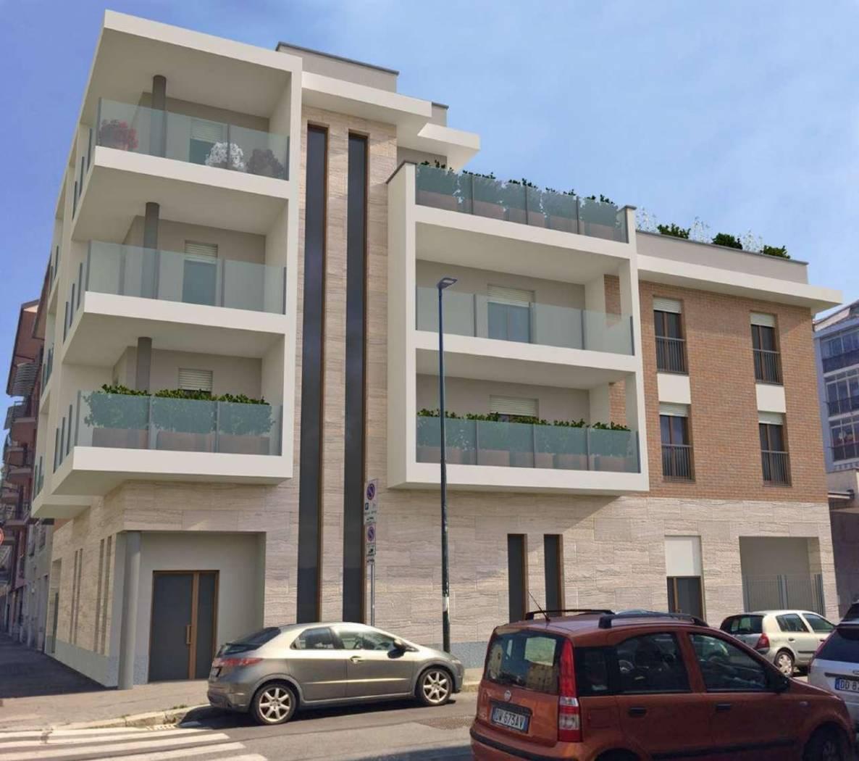 Quadrilocale nuova costruzione via Re n.60, Torino
